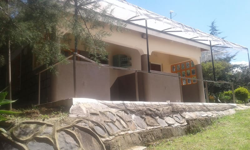 Sumptuous one bedroomed houses in Nanyuki