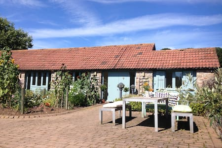 Rural luxury cottage, stone's throw from Bristol - Guesthouse