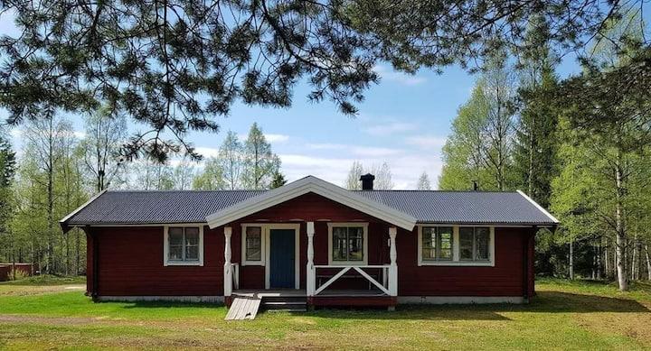 Vildmarksstugby- Stuga 11 Hamra, Orsa Finnmark