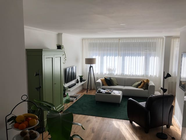 2 bedroom luxury & spacious apartment at the beach