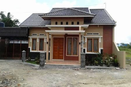 Home sweet Home near from Borobudur - Mungkid - Pension