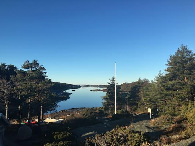 Blåmusslan 1. - Strömstad - Radhus