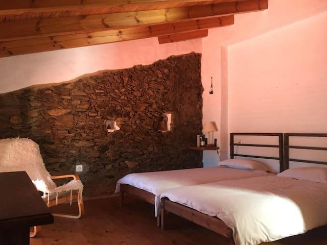 Relaxing and natural bath in Sierra Aracena