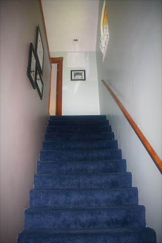 stairs up to space