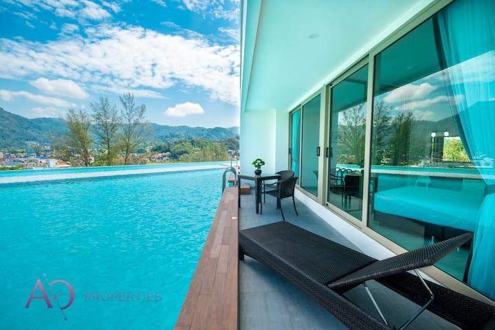 Luxury Lagoon One Bedroom Apartment
