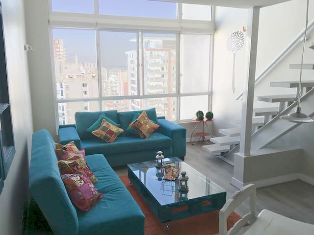Loft exclusive near lastarrias Santiago de Chile - Santiago - Loft