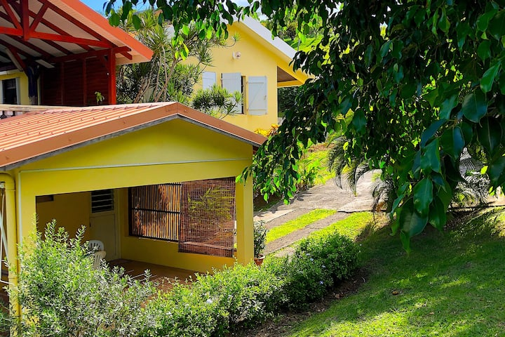 SAMANEA DREAM location saisonnière F2 Martinique