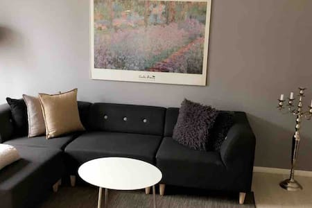 A cosy apartment in the middle of Frederiksberg