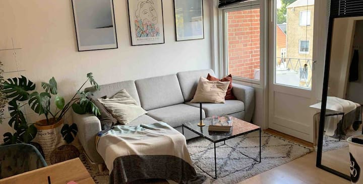 Cosy studio- apartment in the centre of Herning