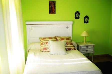 Casa rústica rehabilitada - La Aguilera - Rumah bandar