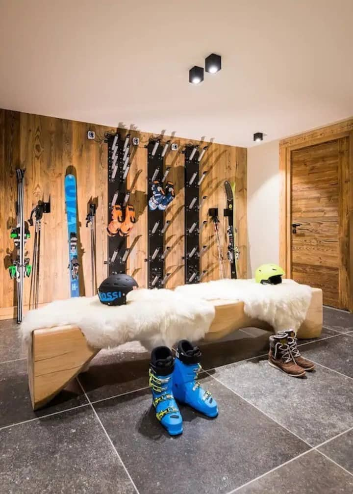 Villa  discover the magic of the Mont Blanc
