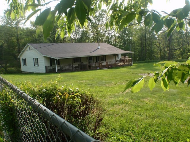 C&R's Home Place~the Heart of the New River Gorge