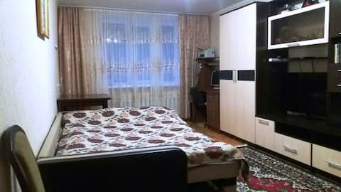 Двухкомнатная квартира в Терсколе