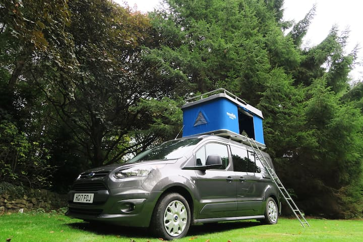 Drift Campers - Campervan Hire Derbyshire