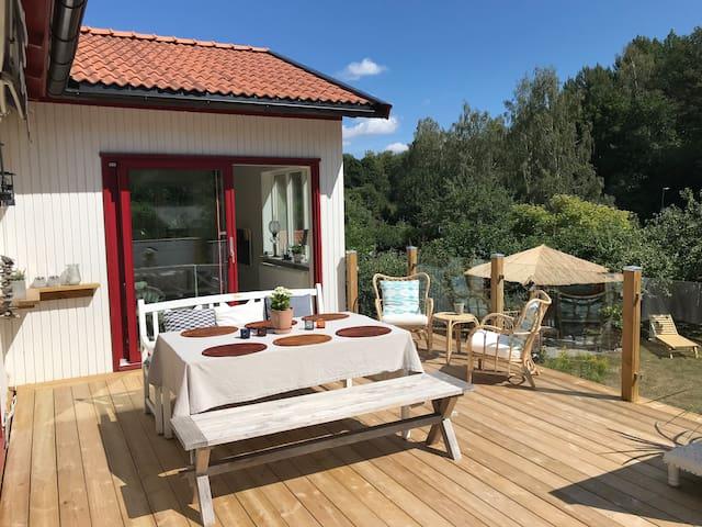 Ljust hus med perfekt läge, nära Stockholm City!