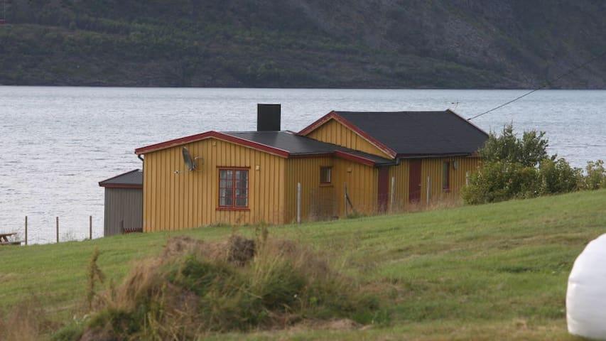 Hus i Vestertana