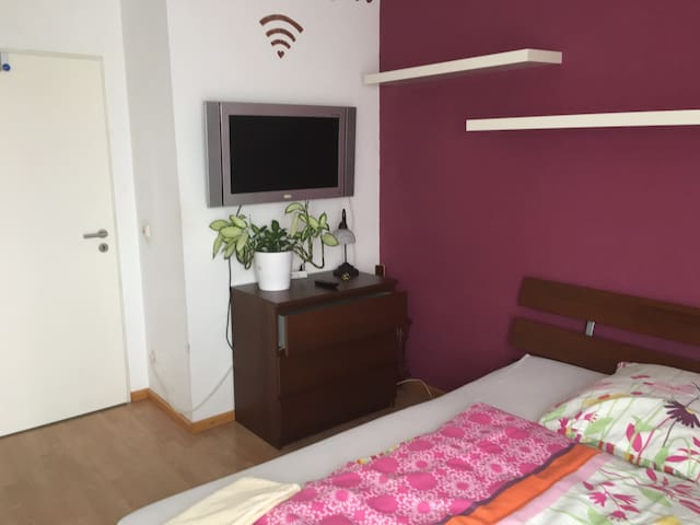 Cozy room in Cologne west - Kolonia - Apartament