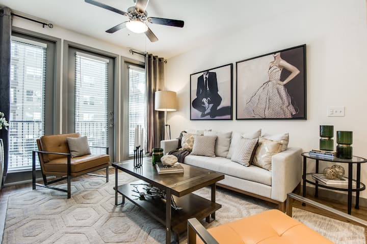 Well-kept apartment home | 2BR in Austin