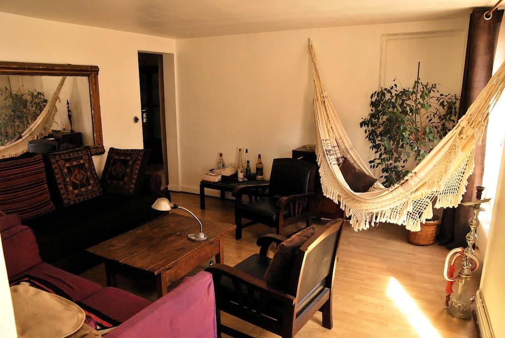 appartement d 39 crivain wohnungen zur miete in paris le. Black Bedroom Furniture Sets. Home Design Ideas