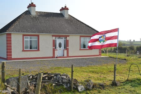 Glenamaddy Cottage-Galway Retreat - Glenamaddy - Dom