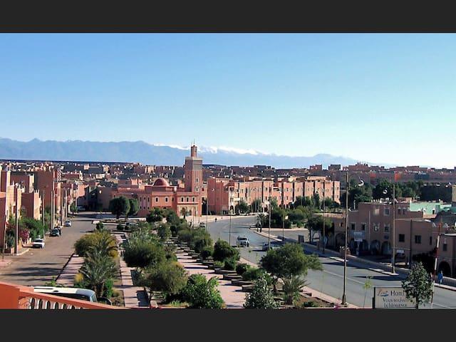 Appartement à louer au centre ville de Ouarzazate - Ouarzazate - Departamento