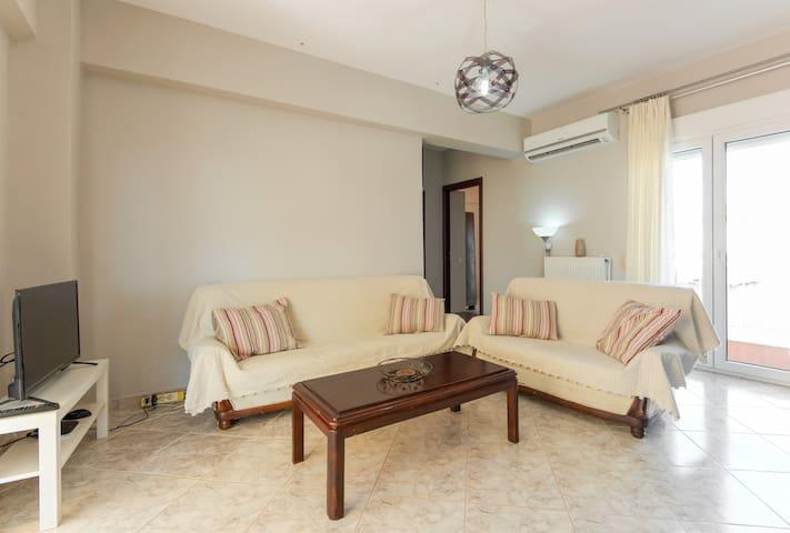 the perfect apartment - Εύοσμος - Apartamento
