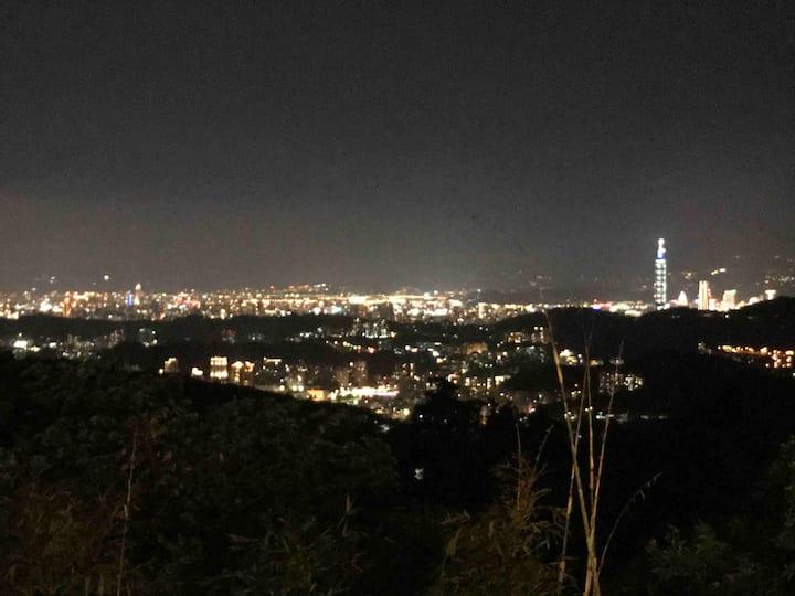 乾隆居:近台北101木柵動物園搭貓空纜車貓空站附近透天2層樓房