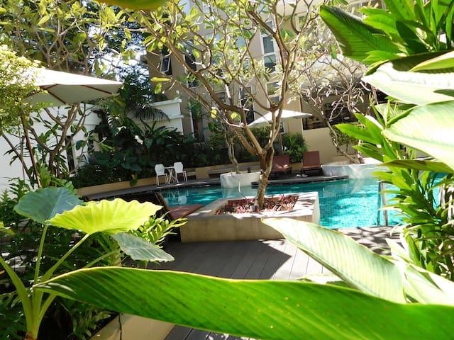 Luxury Home(96sqm)&Speedy WiFi/Near Night Bazaar