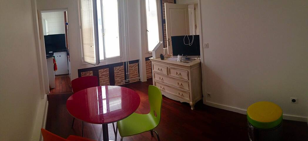 Renovated apartment in Bayonne - Bayonne - Leilighet