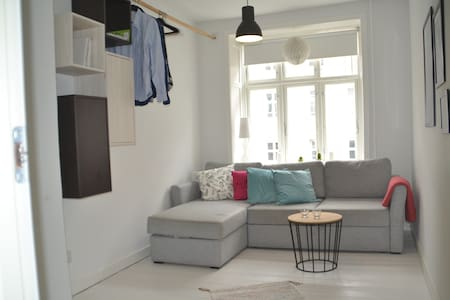 CENTRAL,lovely and great location! - København - Apartment