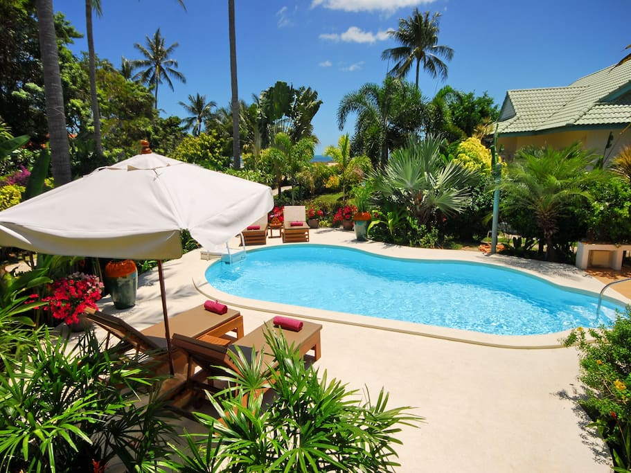 Baan Orchid 2 Bedroomed Luxury Beach Villa