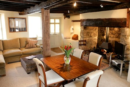 Luxury, old Dartmoor Cottage - Moretonhampstead - Дом