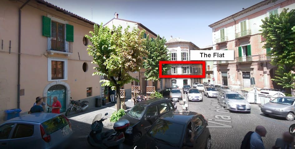 Luxury Flat in the Heart of L'Aquila all inclusive
