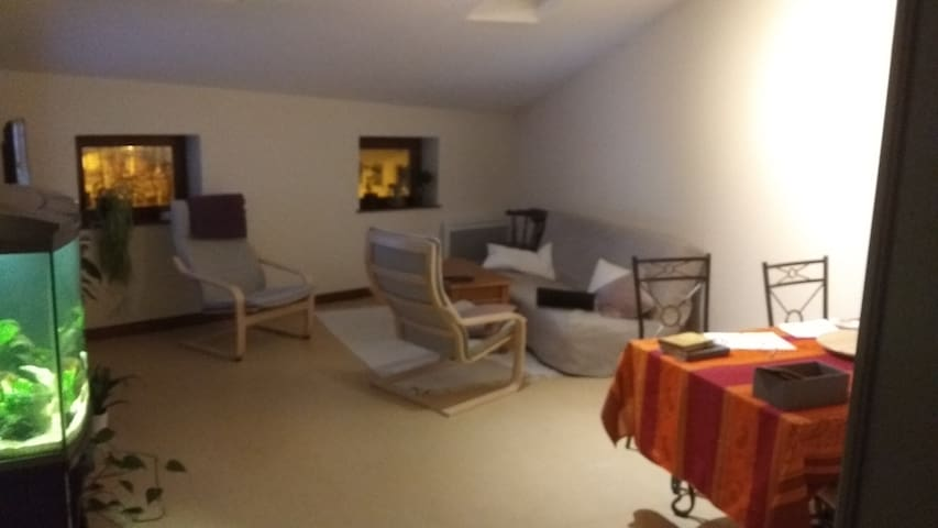 Charmant appartement centre Bessenay