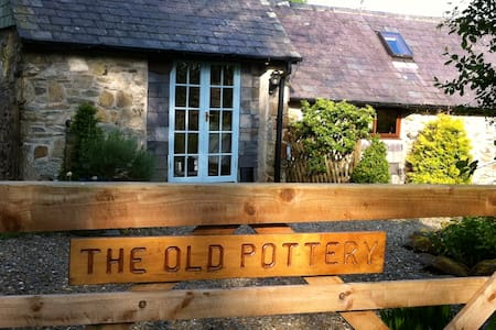 The Old Pottery Cottage -  Preseli National Park - Pembrokeshire - Casa