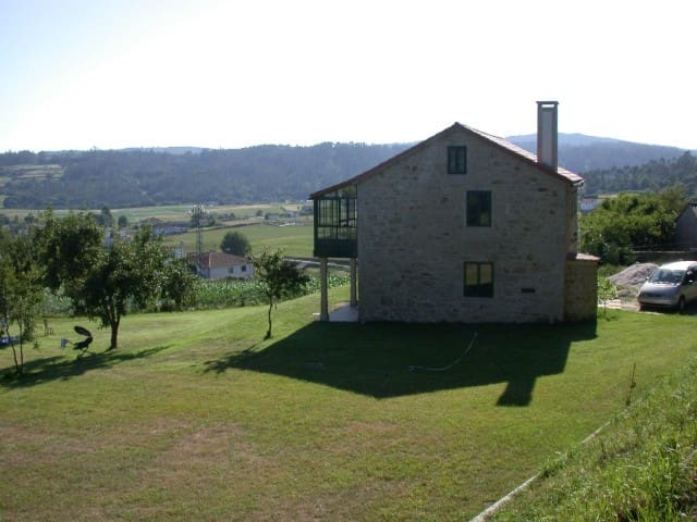La Casa da Estivada - Negreira - Casa