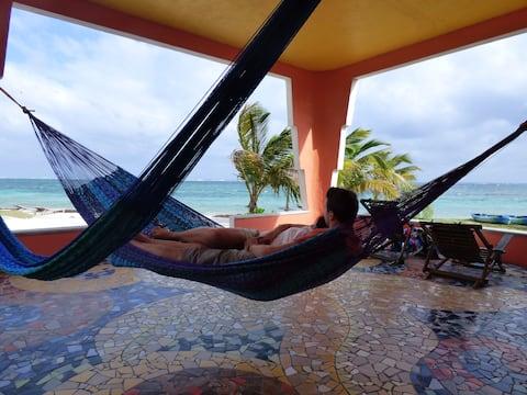 Beachfront-Mayan Beach Garden