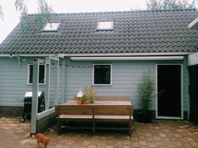 Charming Cottage close to Amsterdam - Broek in Waterland - Casa