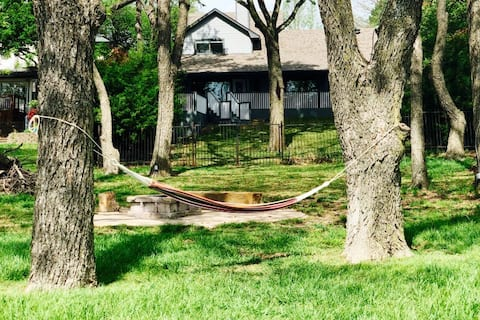 Lake Ray Hubbard Lakeside Lookout w/private dock!