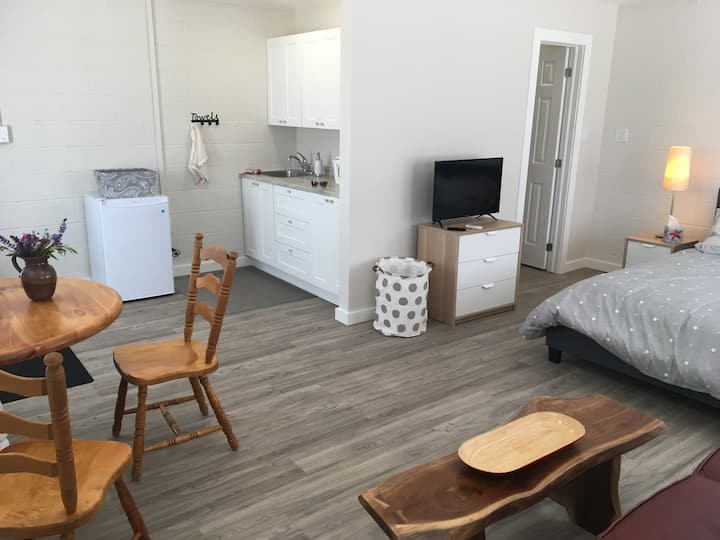 Fresh & Clean Suite #1 at Rankin Rentals
