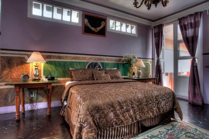 Maria room In Rivera Del Rio BNB