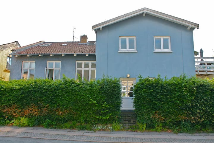 Charming house with nice garden - Gentofte - Villa