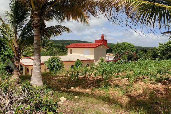 Zimmer bei Finca de Lourde - Guardalavaca - Bed & Breakfast