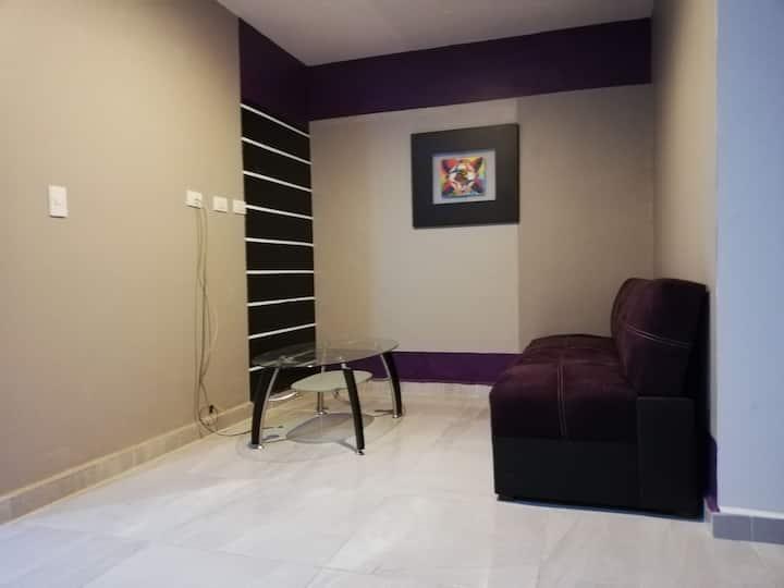 Departamento completo para descanso en Querétaro