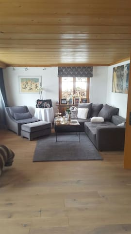 charming Chalet at best location next to 5*Alpina - Saanen - Hus