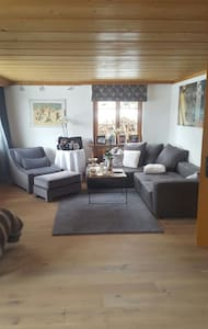 charming Chalet at best location next to 5*Alpina - Saanen