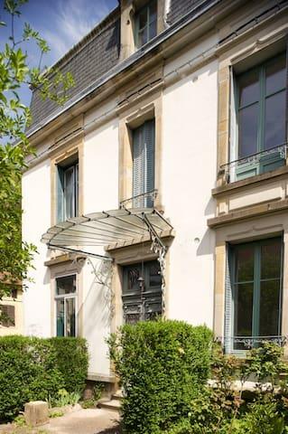 Charmantes chambres meublées - Épinal - House