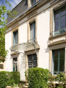 Charmantes chambres meublées - Épinal - Haus