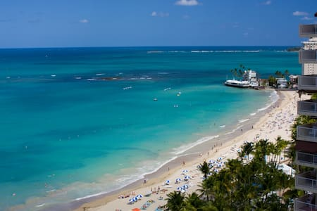Luxurious ocean view studio - Carolina - Apartament