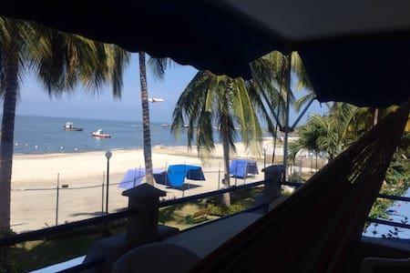Frente al mar Descanso garantizado! - Santa Marta
